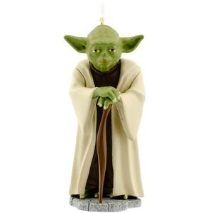 NWOT Urban Outfitters Yoda Ornament